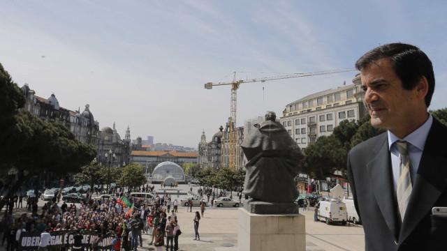 """Moreira diz que Porto """"fica beneficiado"""" com habitação na Arrábida"""