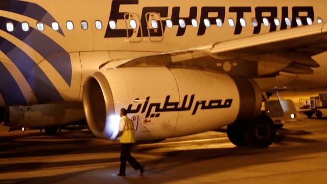 EgyptAir: Não houve registo de explosão no ar