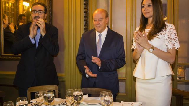 Cláudio Ramos confirma: Pinto da Costa e Fernanda Miranda estão juntos