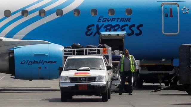 EgyptAir: Piloto tinha informado que não havia problemas técnicos