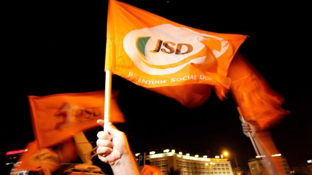 """Candidato à JSD André Neves quer """"refundar estruturas partidárias"""""""