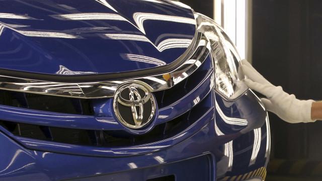 Os carros da Toyota serão capazes de comunicar com outros veículos