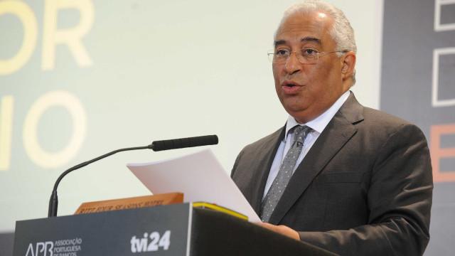 Costa hoje com Lagarde no dia em que Portugal antecipa 800 milhões ao FMI