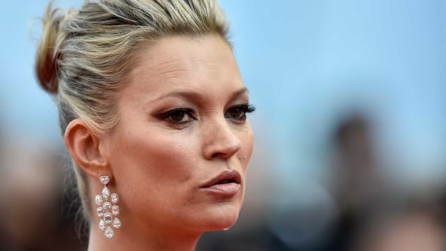 Kate Moss quer ser de novo mãe e estará numa clínica de reabilitação