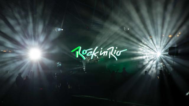 Esgotaram os passes para o primeiro fim de semana do Rock in Rio