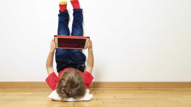 Contra o uso extremo de tecnologia pelos mais novos, siga estas dez dicas