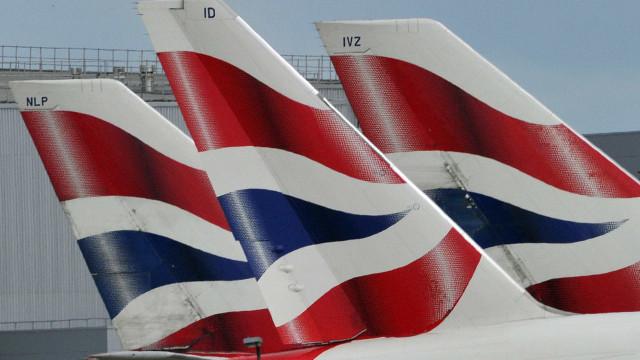 "British Airways alvo de ""roubo massivo"" de dados financeiros dos clientes"