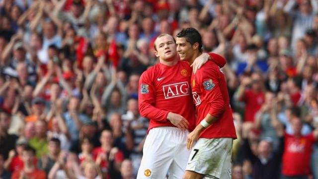 """""""Ninguém sabe o futuro. Talvez um dia volte a jogar com Rooney"""""""