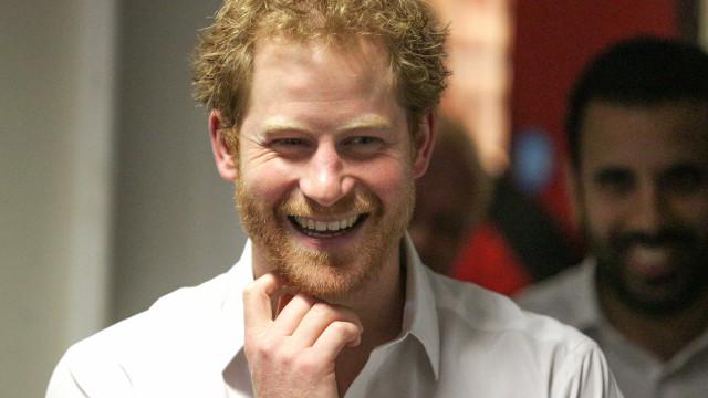 Príncipe Harry recusou-se a assinar acordo pré-nupcial