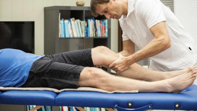 Há doentes com problemas de acesso a fisioterapia nos hospitais do SNS
