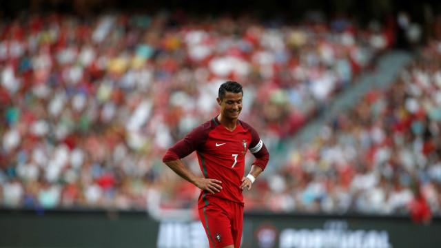 """Juíza vê """"possível existência de infração penal"""" de Cristiano Ronaldo"""