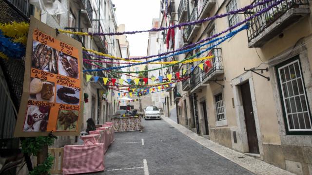 Noite de Santos: Saiba quais as ruas cortadas ao trânsito em Lisboa