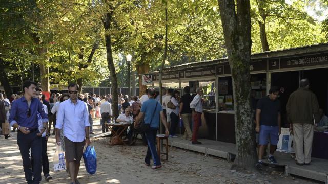 Feira do Livro do Porto arranca esta sexta-feira