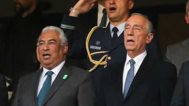 """Marcelo e novos impostos europeus: """"Eu explico qual é a ideia do Governo"""""""