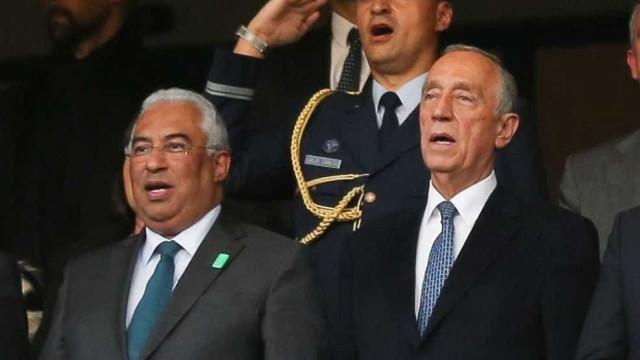 Marcelo e Costa assistem a cerimónias fúnebres da jovem portuguesa