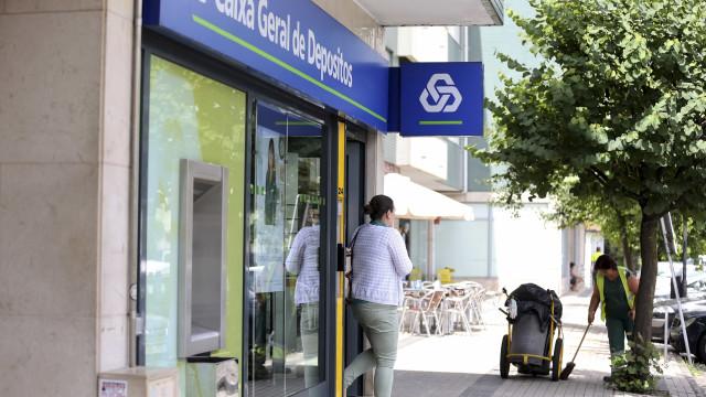 PCP: Edifício sede da CGD em Aveiro transformado em hotel