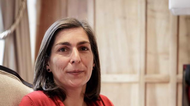 Ana Catarina Mendes fala num homem de convicções e causas