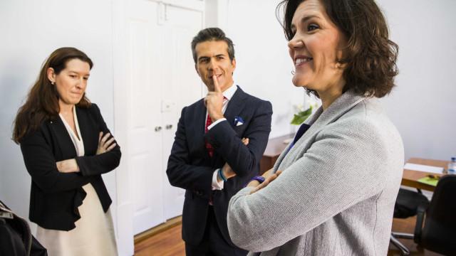Direção do CDS com cinco primeiros candidatos em Lisboa e três no Porto