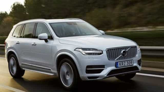 Volvo reforça aposta nos EUA: XC90 vai ser produzido em Charlotte