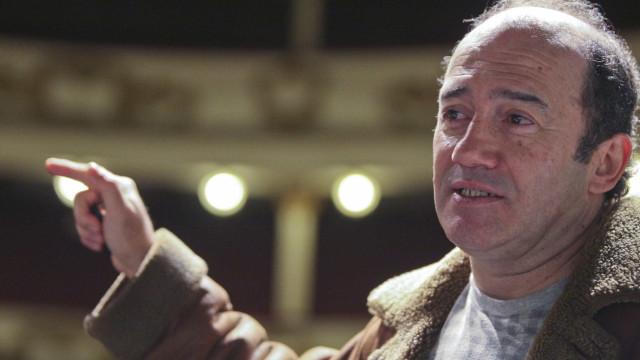"""Sílvia Rizzo sobre José Raposo: """"É uma das melhores pessoas que conheço"""""""