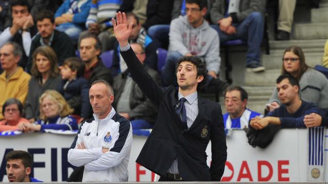 """FC Porto """"estranha"""" castigo a Cabestany em vésperas de Clássico"""