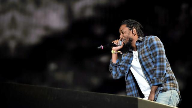Rapper Kendrick Lamar triunfa nos MTV Video Music Awards