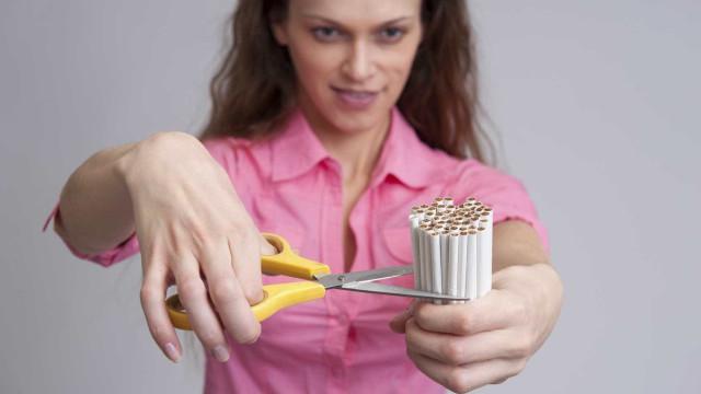 Ainda não deixou de fumar? Então tenha em conta estas dicas alimentares
