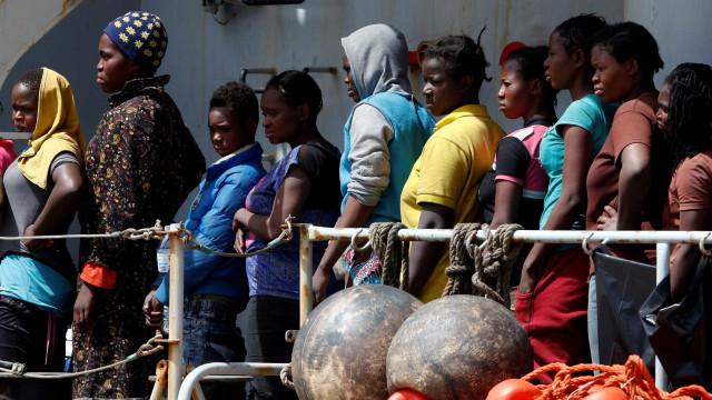 Polícia Marítima em missão na Grécia resgata 33 migrantes
