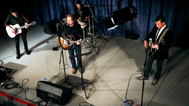 Concertos dos UHF 'À Flor da Pele' e 'Noites Negras de Azul' cancelados