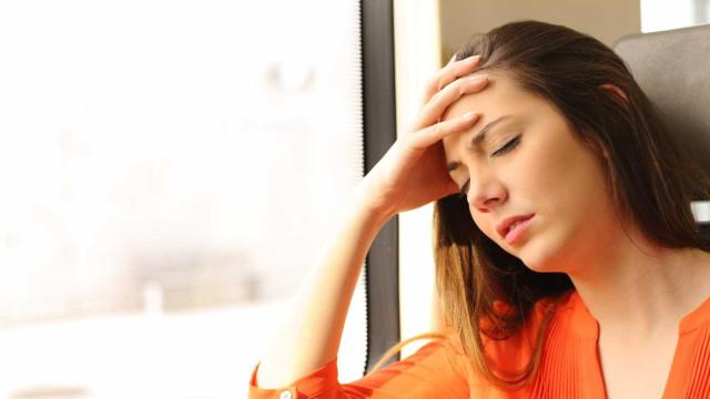 Chuva. Sol. Chuva. Sol. Pode a dor de cabeça ser consequência do tempo?