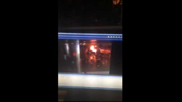 Vídeo mostra momento de uma das explosões no aeroporto de Istambul