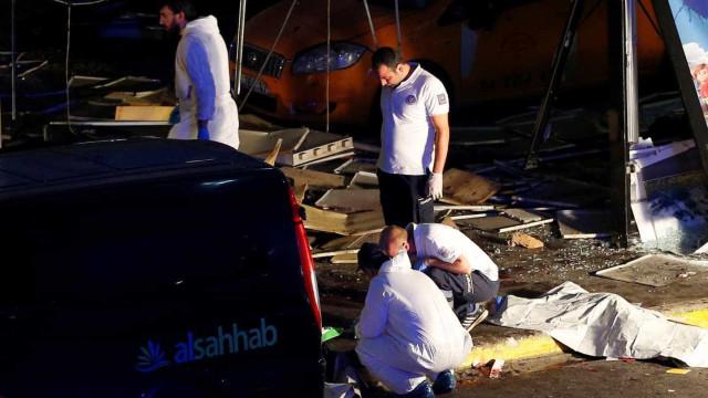 Subiu para 43 o número de mortos do atentado de terça-feira