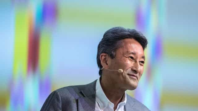 """Sony quer """"olhar para além dos smartphones"""""""