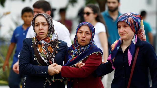 Novo balanço em Istambul: 41 pessoas mortas e 239 feridas