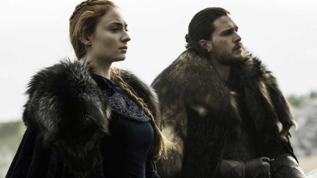 Lágrimas e ovação de 15 minutos na leitura do guião de 'Game of Thrones'