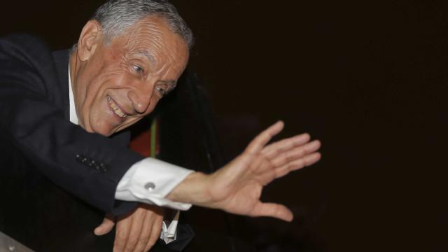 Marcelo felicita Manuel Mendes pela medalha de bronze