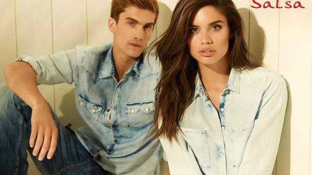 Jeans e não só. Dias quentes são para serem vividos em looks denim