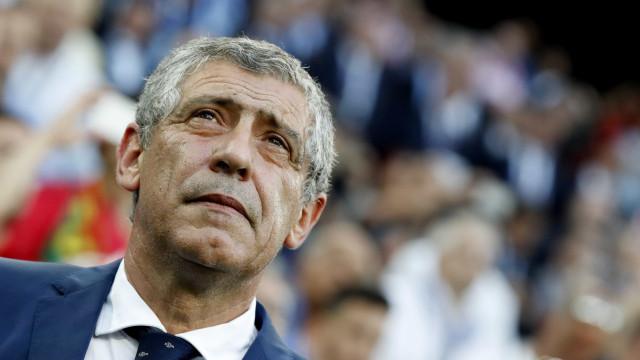 Seleção portuguesa mantém terceiro lugar no ranking FIFA