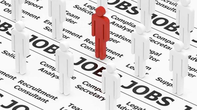Desemprego registado cai 16% em janeiro face ao ano anterior