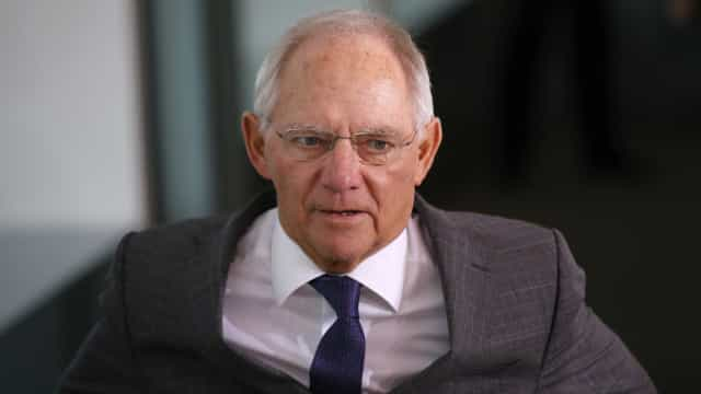 Schäuble vai deixar de ser o ministro das Finanças alemão