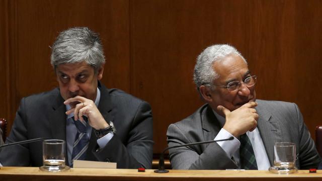 Mário Centeno apresenta hoje proposta orçamental