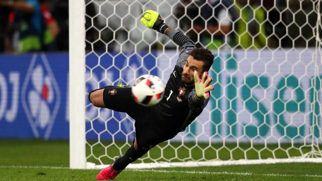 Oficial: Sporting recebe 18 milhões de euros por Rui Patrício