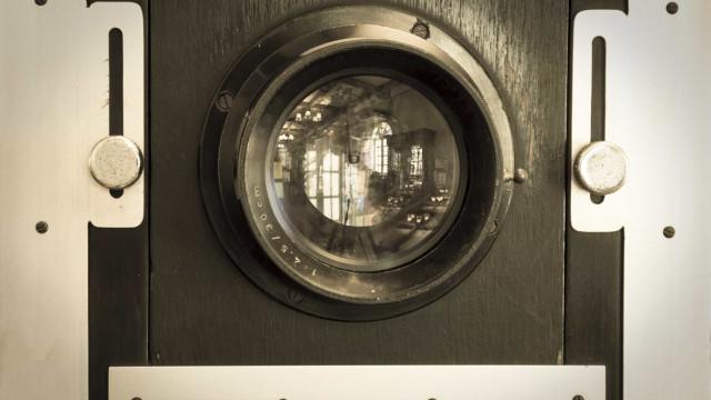 Catálogo mostra Afonso Chaves, cientista que se distinguiu na fotografia