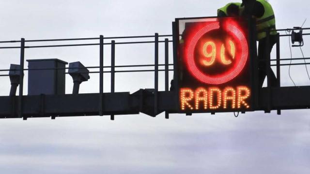 Quem o avisa… Saiba onde vão 'andar' os radares este mês