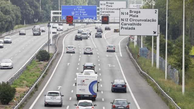 Governo quer meios aéreos a controlar a velocidade nas estradas