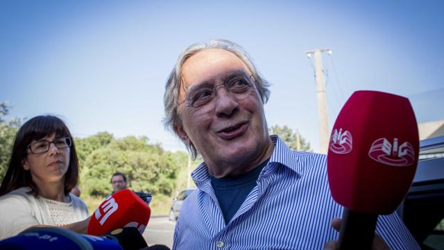 Estado não recorre de decisão do Tribunal Europeu sobre Carlos Cruz