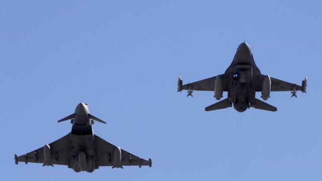 Decisão de aterragem em Beja foi tomada após controlo da Força Aérea