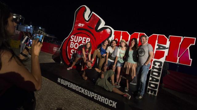 Festival Super Bock Super Rock regressa ao Meco no próximo ano