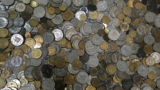 Descobertas 481 moedas romanas dos séculos I ao III em Braga