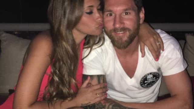Messi revela nome do terceiro filho